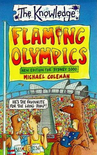 Flaming Olympics 2008 With Quiz Book