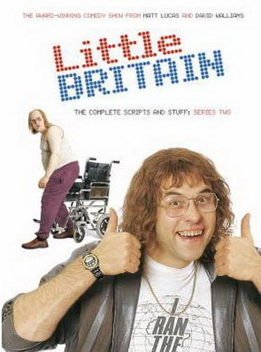 Little Britain: The Complete Scripts and Stuff - Series Two