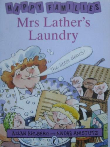 Happy Families - Mrs. Lather's Laundry