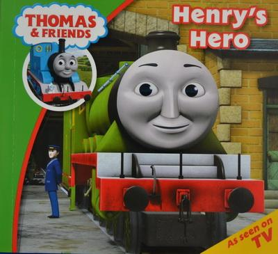 Thomas & Friends - Henry's Hero