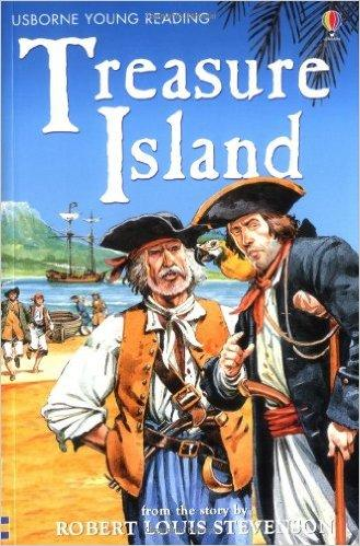 Usborne Young Reading - Treasure Island